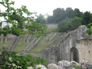 Ancient Roman Theater in Saintes